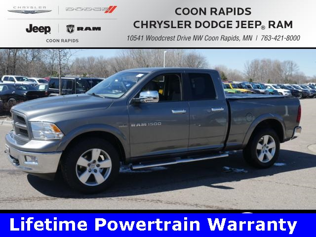 Pre-Owned 2012 Ram 1500 Outdoorsman