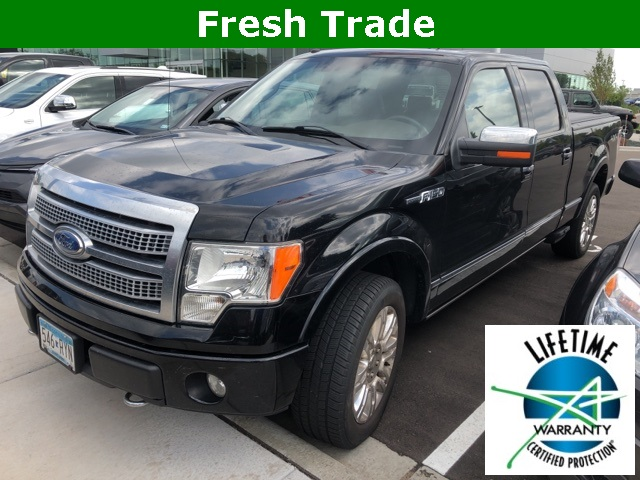 Pre-Owned 2009 Ford F-150 Platinum