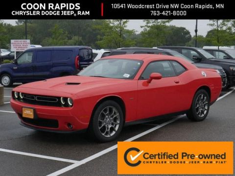 Certified Pre-Owned 2017 Dodge Challenger GT