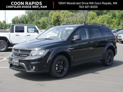 New DODGE Journey in Minneapolis | Coon Rapids Chrysler Jeep
